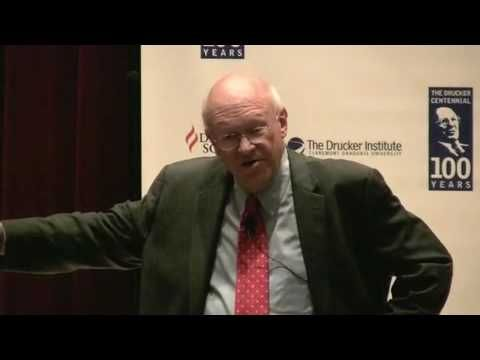 Ken Blanchard on Leading at a Higher Level - Make sure that you have 50 minutes to watch it all.