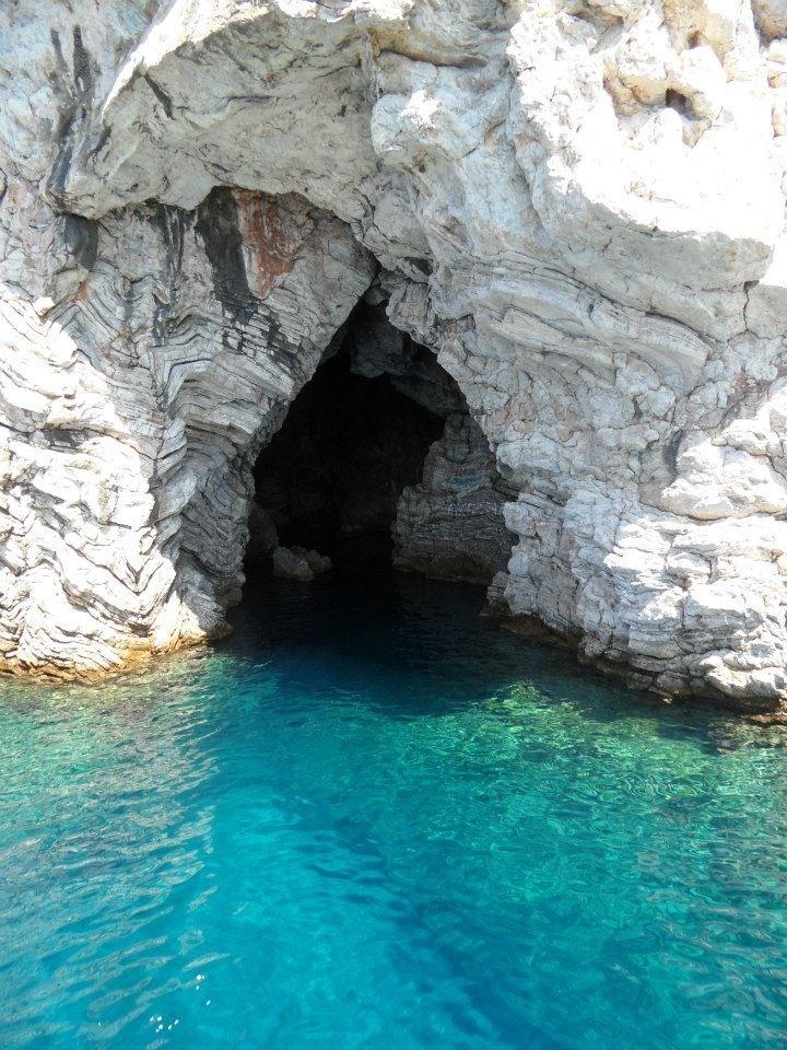 Wishing cave - Marmaris, Turkey