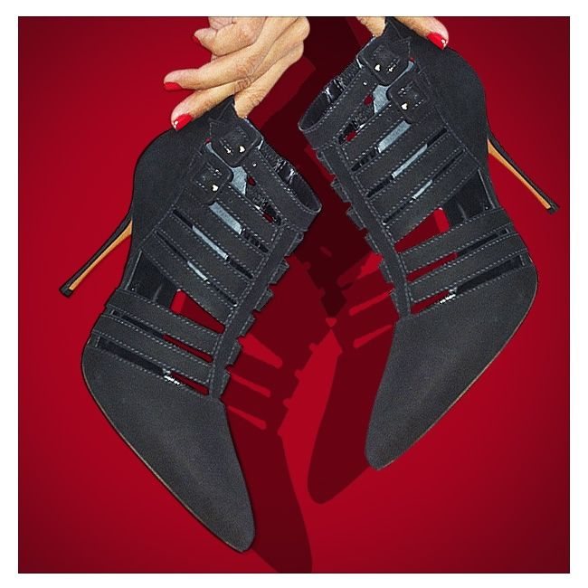 Trend Scarpin! #shoestock #desejo #shoes #scarpin #inverno2014 - Ref 17.08.0839