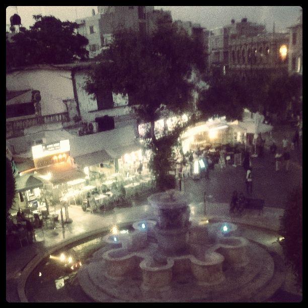 #Lions_Square #Heraklion #Crete #Greece