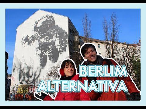 Berlim Alternativa, Graffiti e Street Art - Turismo Alternativo em Berlim - Alemanizando - YouTube