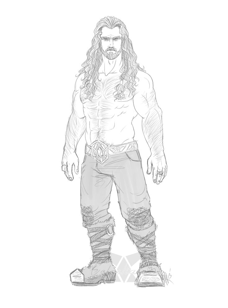 Thorin by Celestialess on DeviantArt