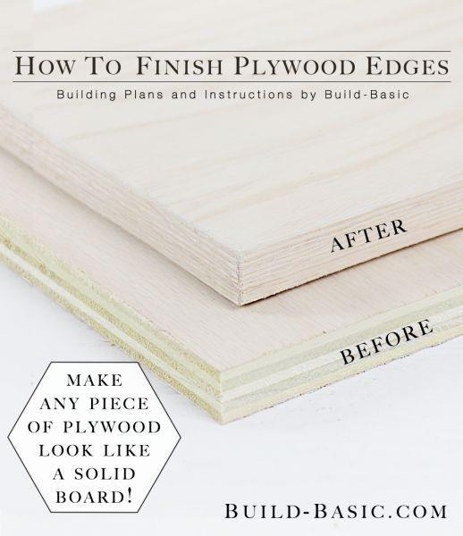 Best 25 Plywood Edge Ideas On Pinterest