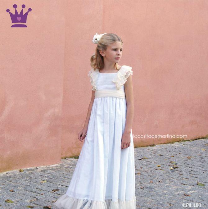 ♥ Los VESTIDOS DE COMUNIÓN 2017 más originales ♥ : Blog de Moda Infantil, Moda Bebé y Premamá ♥ La casita de Martina ♥