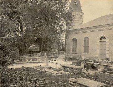 O. Pierre Havens - St. Matthews Church Yard, Nassau, Bahamas   by The Caribbean Photo Archive