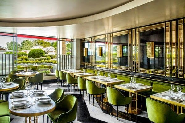 1000 images about id restaurant design on pinterest for Deco restaurant