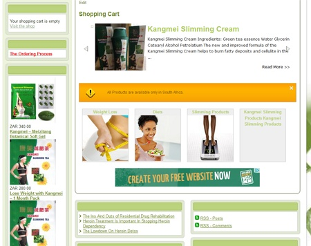 Website Design - eCommerce Site