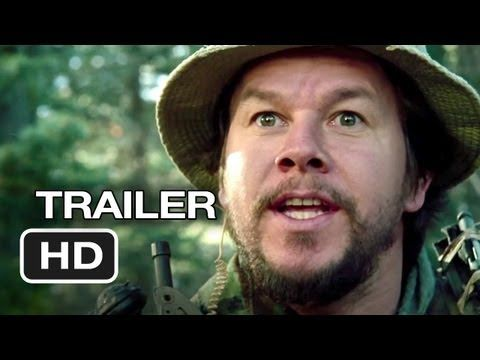 Lone Survivor Official Trailer #1 (2013) - Mark Wahlberg Movie HD   MOVIECLIPS Trailers.... Just a DAMN good book and movie!