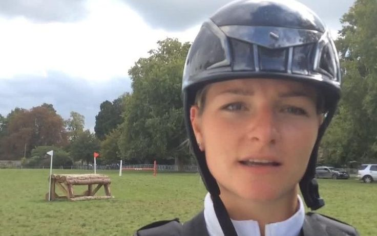 'He pricked his ears and kept going': Julia Krajewski heads Blenheim CCI3* with Pippa Funnell best of the Brits http://trib.al/ECdqOwn