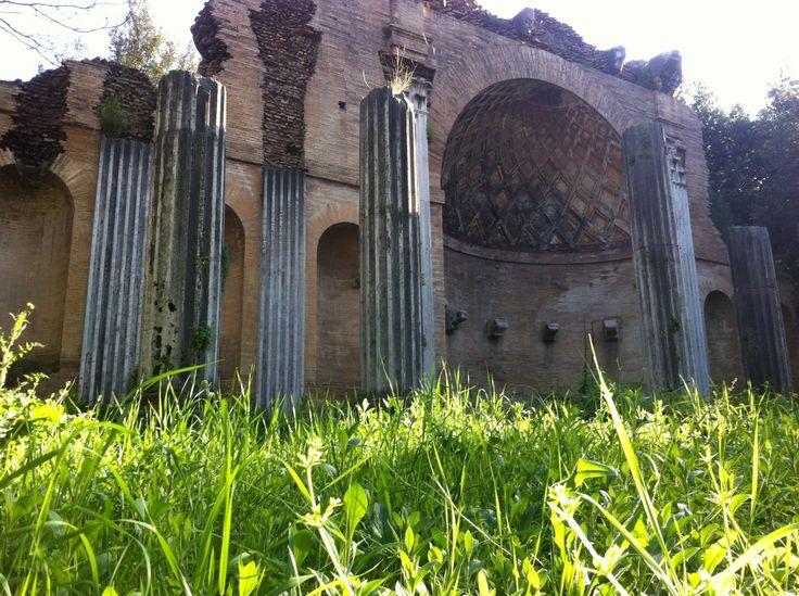 Ninfeo@VillaTorlonia (Rome, Italy)
