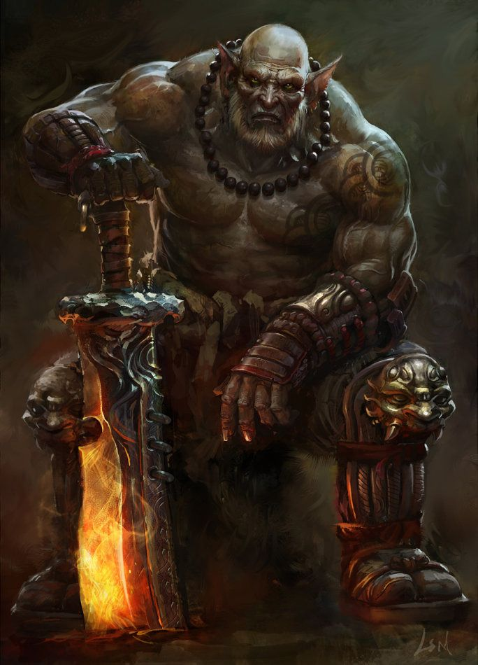 O'rn (o-ren), the World Cleaver, father of the dwarves. Helped in the shaping…