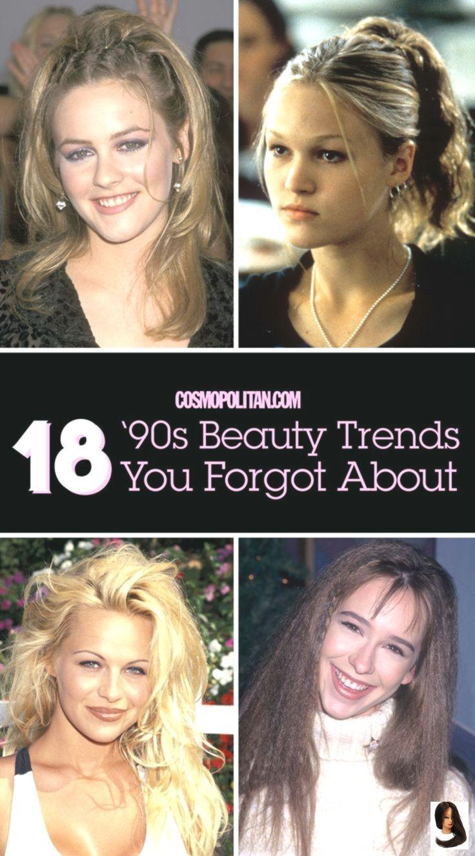 Typische 90er jahre frisuren