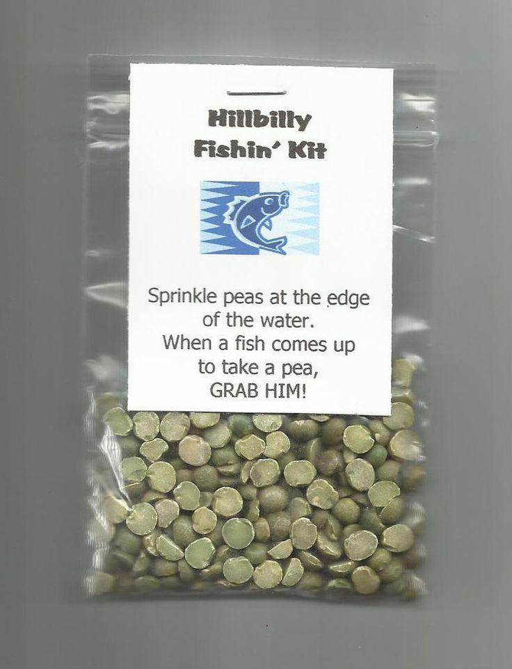 NEW+Hillbilly+Fishin'+Kit+Novelty+Gag+Gift+Hand+Fishing+Redneck+#homemade+#AllOccasionEveryday