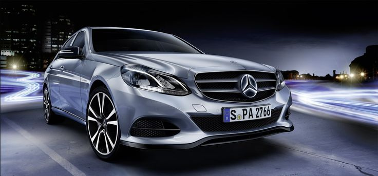 Available now from your authorised Mercedes-Benz dealer: Genuine accessories for the new E-Class | MBBLOG