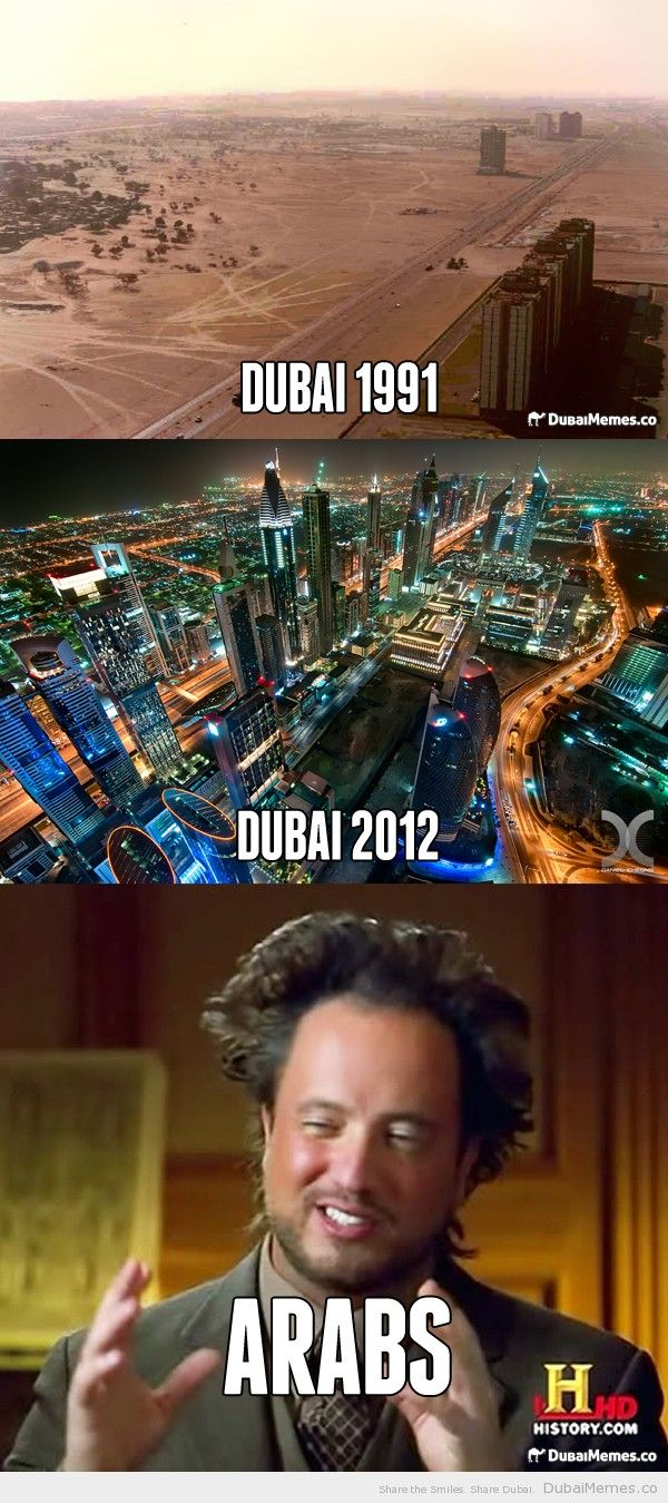 Dubai Before and After! Dubai's Changing Skyline. | Only ...