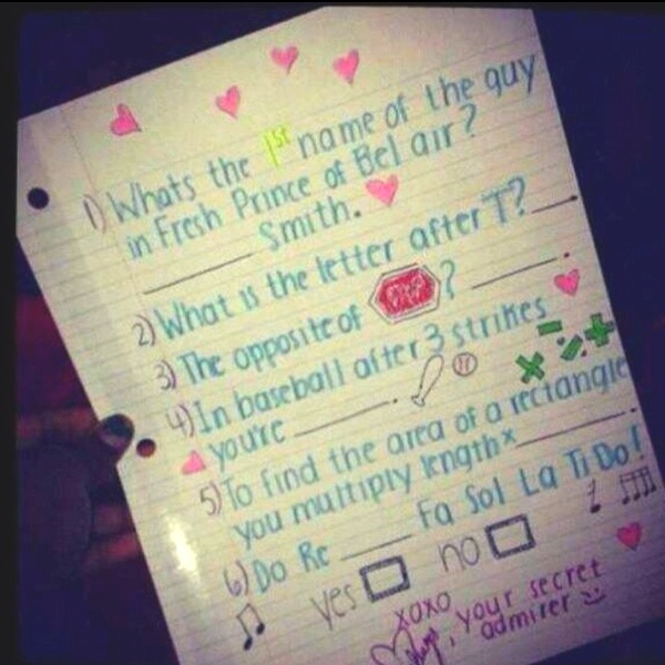 ways to ask a guy out