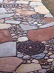 .: Garden Design, Pebble Mosaic, Gardens Design