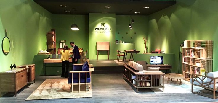 WEWOOD - Portuguese Joinery at iSaloni2016, Milan.