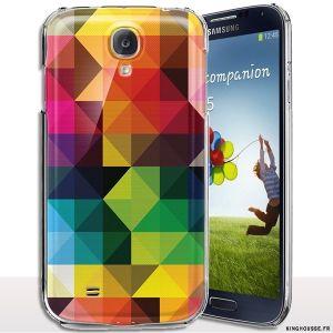 Coque Smart Phone Samsung S4 Mini Intermezzo - accessoires samsung s4 mini pas cher. #Coque #Intermezzo #s4 #mini #i9195 #couleur #housse #silicone #case #cover