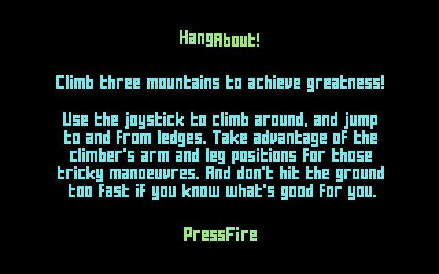 AtariCrypt: HangAbout!