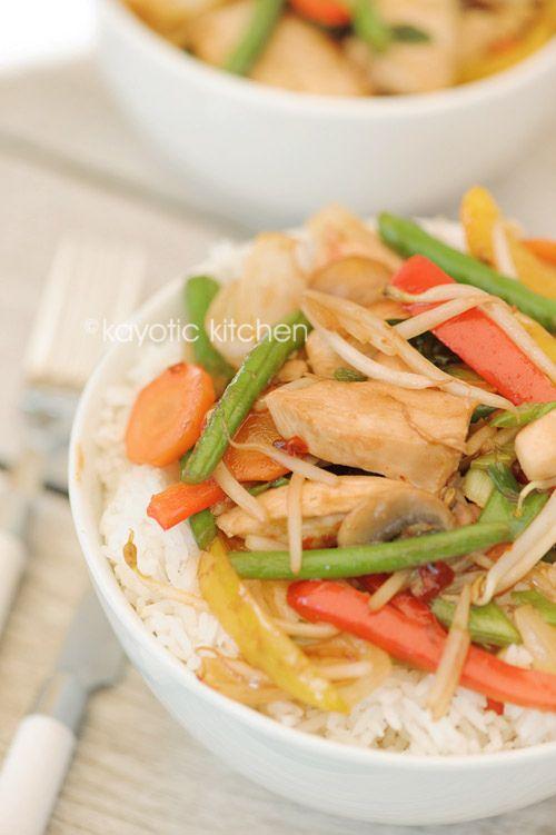 Stir Crazy « Kayotic Kitchen | Nummy! | Pinterest