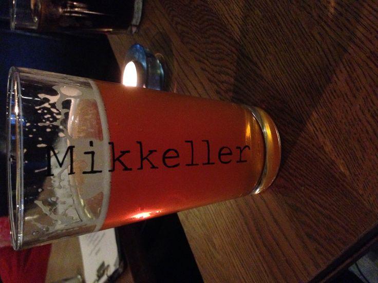 Ett glas kärlek från Mikkeller