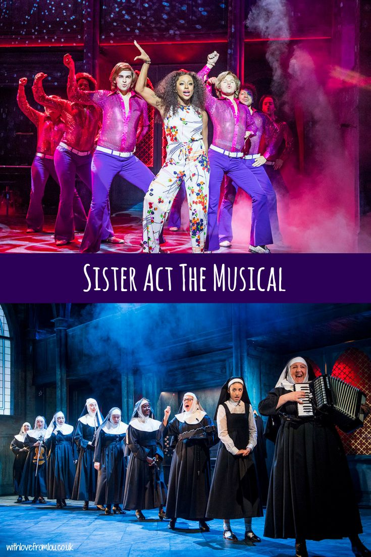 A review of the 2017 touring production of the Sister Act musical. Click here to read more: http://withlovefromlou.co.uk/2017/02/sister-act-musical/