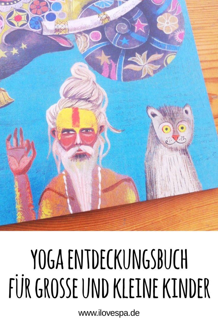 Little Gurus Yoga Buch