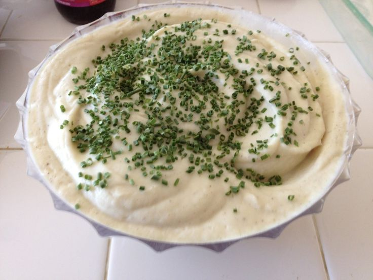 garlic mashed cauliflower | Repinned It ~ Actually Made It ~ Loved It ...