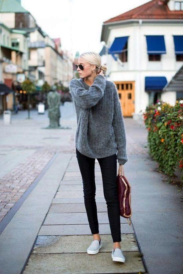 40 Comfy Travel Outfits Ideas for a Superb Trip | Travel Outfits | Road Trip Outfits | Comfortable Outfits | Cute Outfits | Fenzyme.com