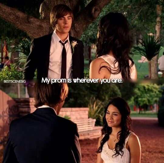 HSM3- when all the little tween hearts melted!