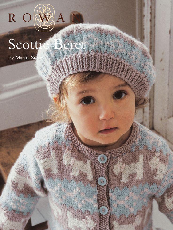 Elsie Beret Knitting Pattern : Scottie Beret Knitting for babies-Sweaters, etc Pinterest Knitting patt...