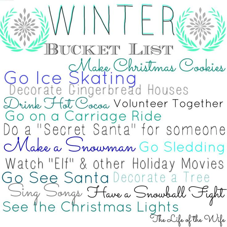 this winter! who wants to do it with me?