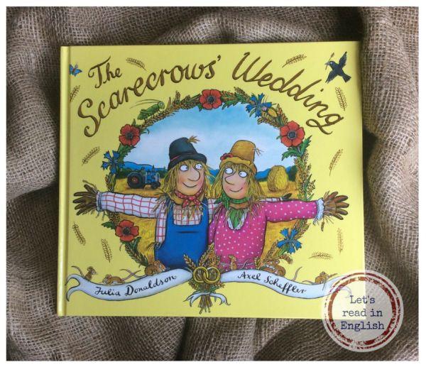 """The Scarecrows' Wedding - Julia Donaldson / Axel Scheffler. """"The Scarecrows'…"""
