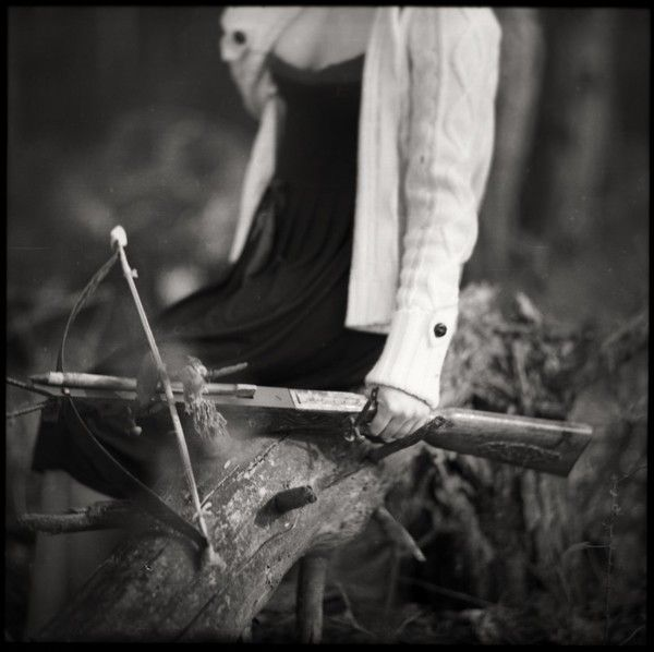 Arrow by Anita Balogh, via Behance