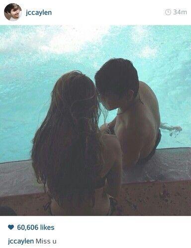 Is jc caylen dating lia 2015
