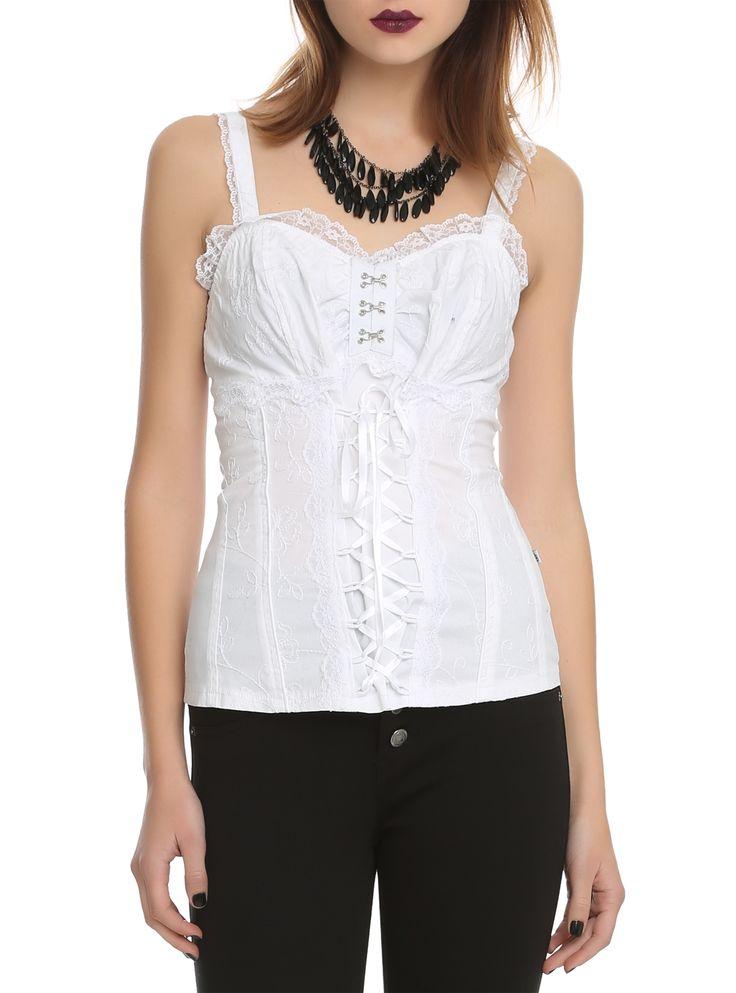 25+ best ideas about White corset on Pinterest | Corset ...