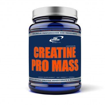 PRO NUTRITION CREATINE PRO MASS - Muskelmasse
