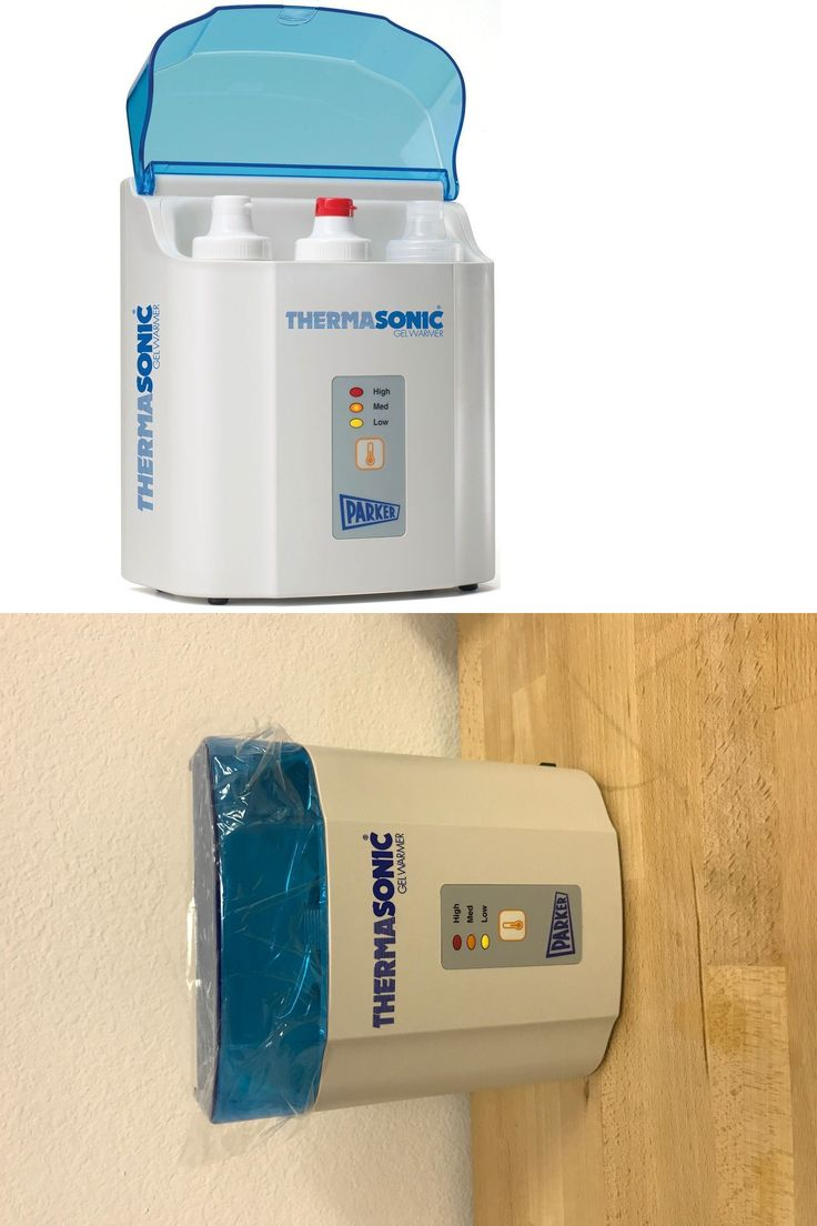 Hot Water Bottles and Covers: Parker Labs 83-03 Thermosonic Ultrasound Gel Warmer, Led Temp Display, Three Bot -> BUY IT NOW ONLY: $209.99 on eBay!