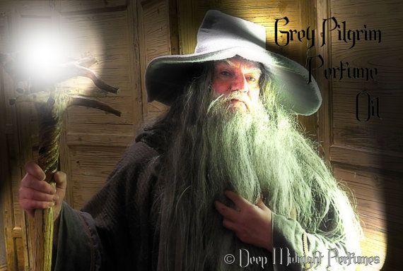 GREY PILGRIM Perfume Oil Inspired by The HOBBIT by DeepMidnightPerfumes, $16.00  moss, woods, stone, cedar, leather, water