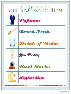 #Bedtime routines are essential to getting for kids in preparing to go back to school...:) bedtime routine