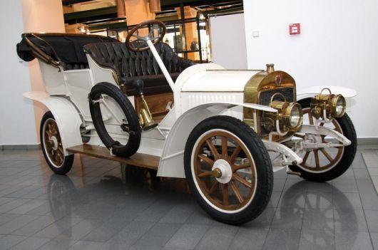 Laurin Klement TypG (GR4) 1909