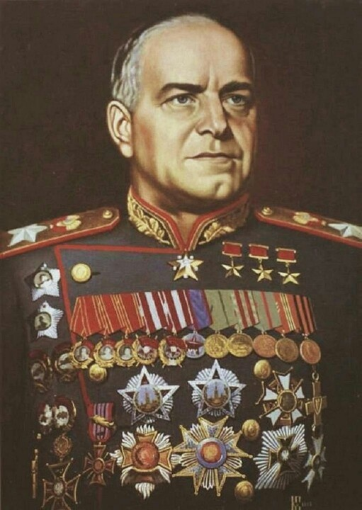 Geogri Zhukov. The greatest general in history of warfare. Was sent to east Russia after upsetting Stalin; with only 800 men under his command. Spent 12 days in hand-to-hand combat against 10,000 Japanese soldiers during WW2... and won.