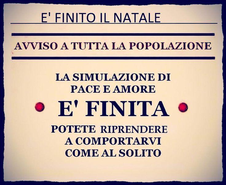 Untitled — #frasi #natale #comportamento #persone...