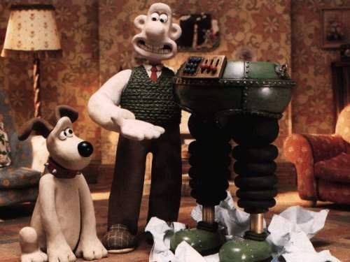 The Wrong Trousers - Wallace and Gromit Wiki - Wikia