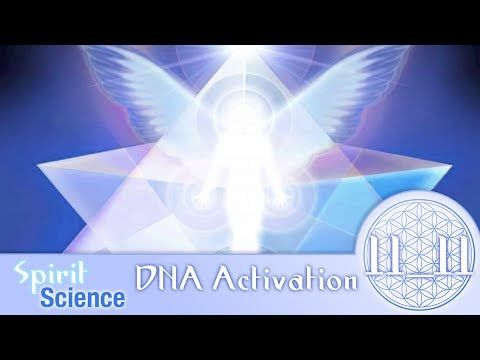 Spirit Science 11_11 ~ Dna Activation - YouTube