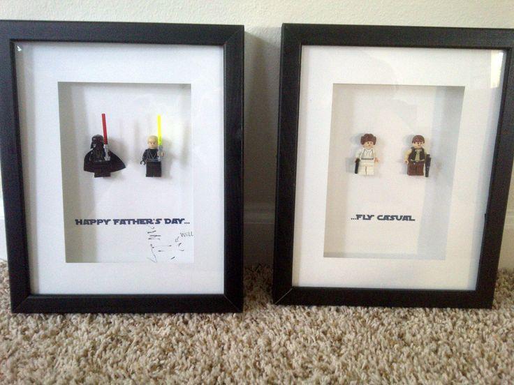 lego star wars frames