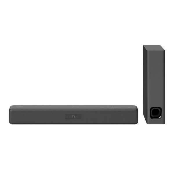 Sony HT-MT500  Description: Sony HT-MT500: Fantastisch geluid Met de Sony HT-MT500 heb je een 2.1-kanaals compacte soundbar met wifi- en Bluetoothfunctie. Het sfeervolle Surround Sound vult jouw woonkamer met prachtige klanken van studiokwaliteit. Dankzij het ultraslanke design kun je de HT-MT500 makkelijk overal plaatsen en staat hij stijlvol in de woonkamer. Geniet van muziek zoals de artiest het bedoeld heeft en stream makkelijk vanaf jouw smartphone of tablet. In een mum van tijd ben jij…