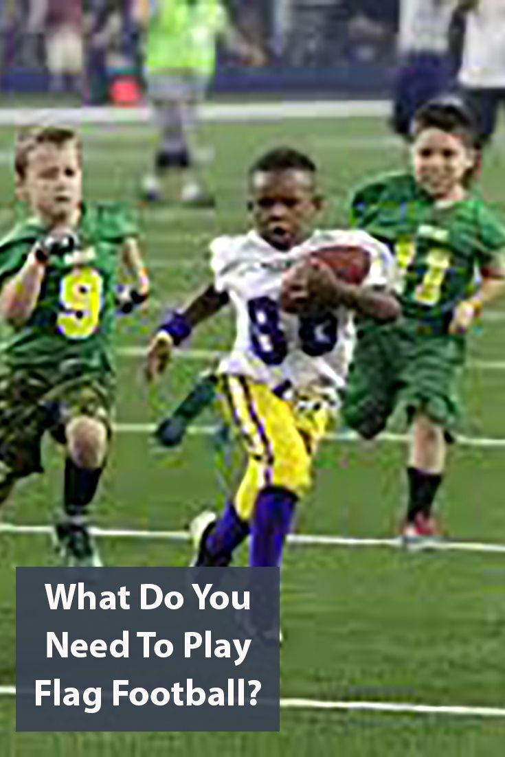 Best flag football sets in the year 2021 own the yard