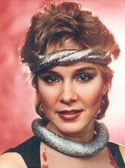 Cynthia Rhodes...could she dance (Staying Alive with Travolta)